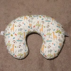 New hoppy pillow with removable cover